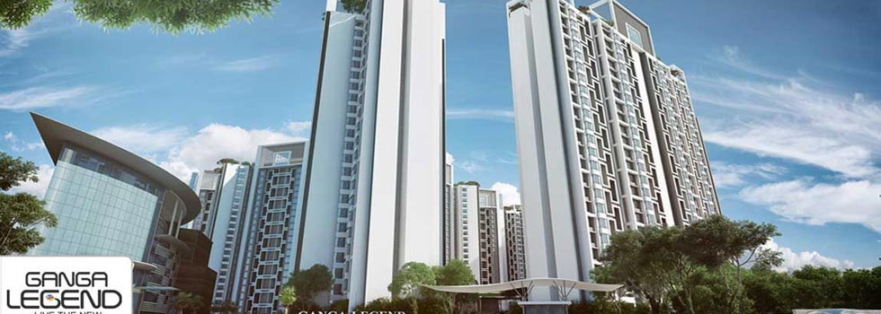 Ganga Legend, Pune - 2 and 3 BHK Flat & Apartment