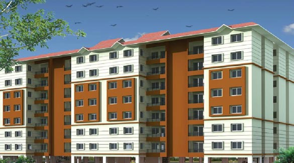 Aswani Aaeesha, Bangalore - Luxurious Apartments