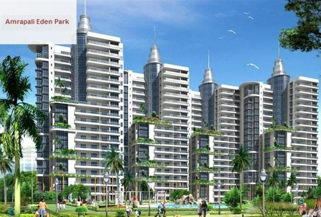 Amrapali Eden Park, Noida - Luxurious Apartments