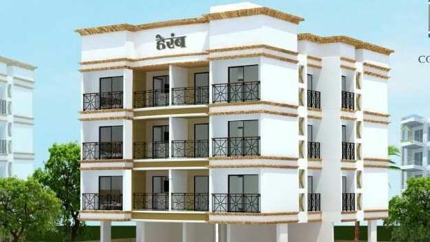 1 BHK 650 Sq.ft. Residential Apartment for Sale in Nevali, Navi Mumbai