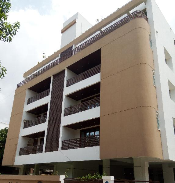 3 BHK Flats & Apartments for Rent in Vadodara - 1800 Sq. Feet