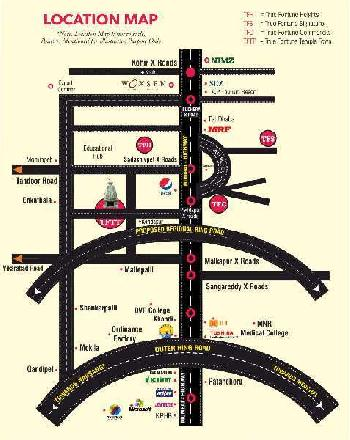 146 Sq. Yards Commercial Land for Sale in Sadasivpet, Sangareddy, Hyderabad