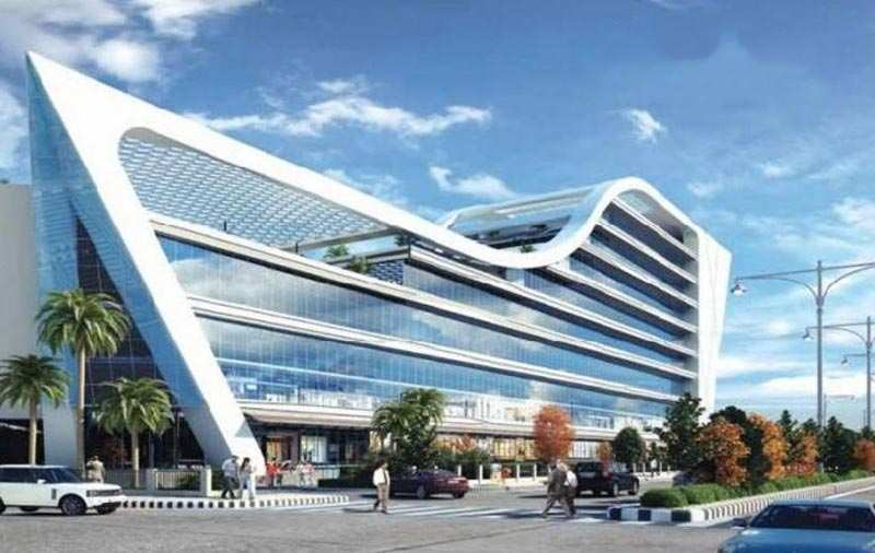 600000 Sq. Feet Office Space for Sale in Haryana - 6 Acre