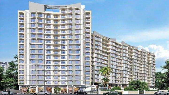 3 BHK Flats & Apartments for Sale in Powai, Mumbai, Mumbai Central - 987 Sq. Feet