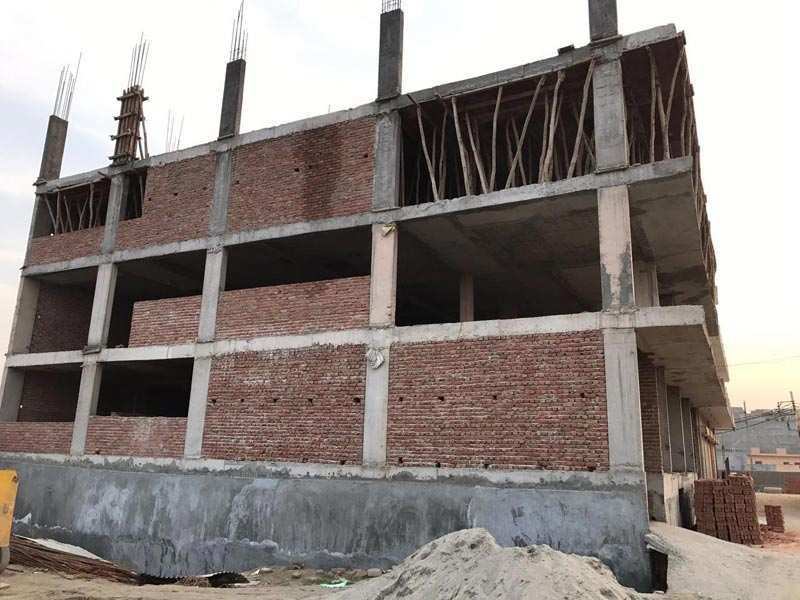 2 BHK Flats & Apartments for Sale in Sector 116, Noida - 1155 Sq. Feet