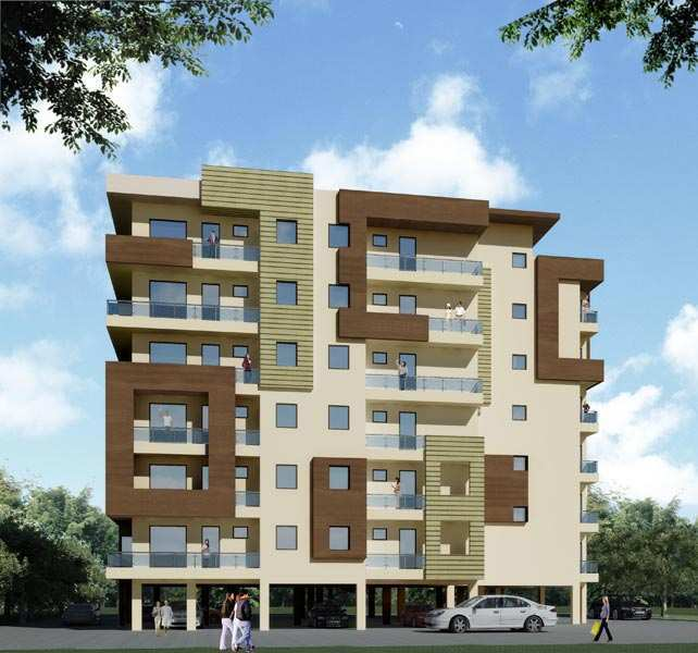 2 BHK Flats & Apartments for Sale in Sector 116, Noida - 1045 Sq. Feet