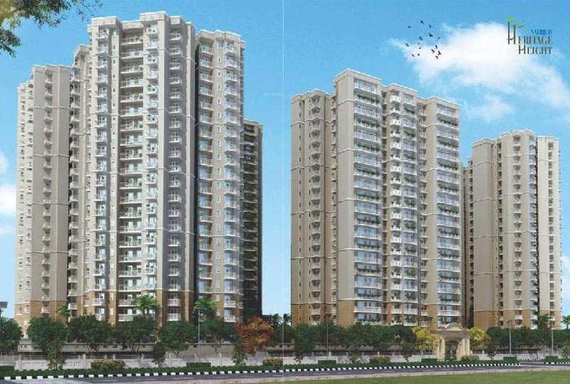 2 BHK Flats & Apartments for Sale in Greater Noida West, Greater Noida - 1175 Sq. Feet