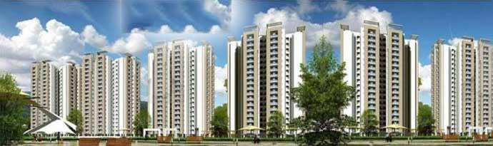 3 BHK Flats & Apartments for Sale in Yamuna Expressway, Greater Noida - 1295 Sq. Feet
