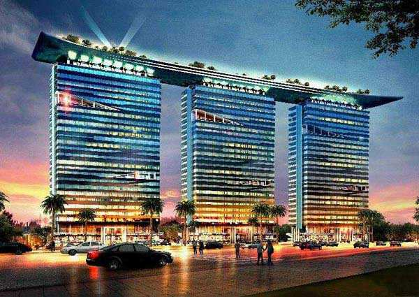 532 Sq. Feet Office Space for Sale in Sector 90, Noida - 5 Acre