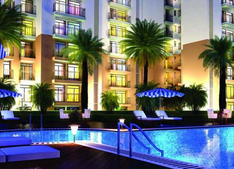 2 BHK Flats & Apartments for Sale in Greater Noida West, Greater Noida - 1060 Sq. Feet