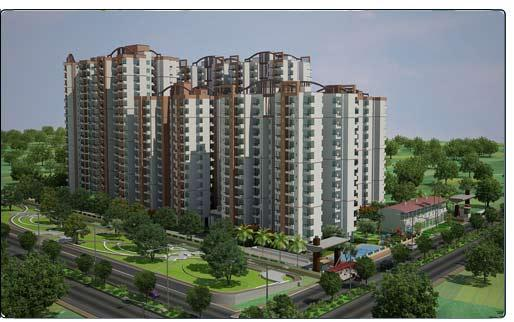 2 BHK Flats & Apartments for Sale in Sector 77, Noida - 1135 Sq. Feet