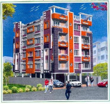 2 BHK 4100 Sq.ft. Residential Apartment for Sale in Shibpur, Howrah