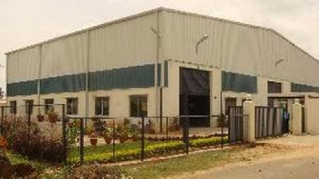 5000 Sq.ft. Factory for Rent in Mg Road, Ghaziabad