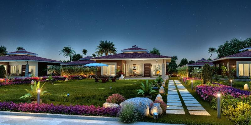 3 BHK Bungalows / Villas for Sale in Chikhli, Navsari - 1000 Sq. Yards
