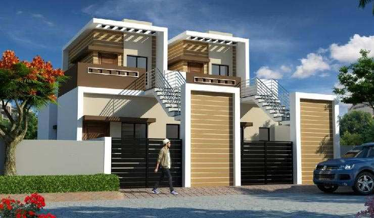 2 BHK Individual House for Sale in Kumhari, Durg - 600 Sq.ft.