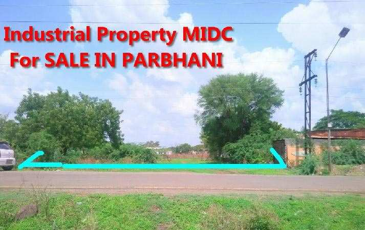Industrial Land for Sale in Parbhani - 16000 Sq. Feet