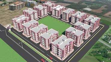 3 BHK 1205 Sq.ft. Residential Apartment for Sale in Bajrang Puri, Patna