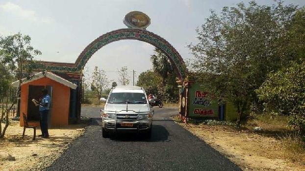 10000 Sq.ft. Farm Land for Sale in Dusi, Tiruvannamalai