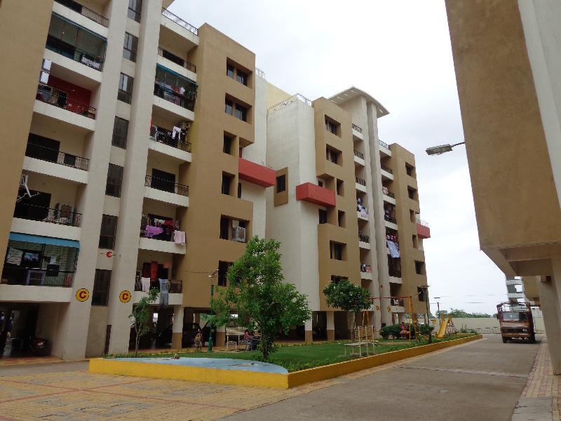 Flats & Apartments for Sale in New Adarsh Nagar, Durg - 1138 Sq. Feet