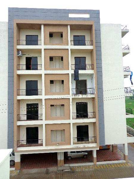 2 BHK Flats & Apartments for Sale in Durg - 1090 Sq. Feet