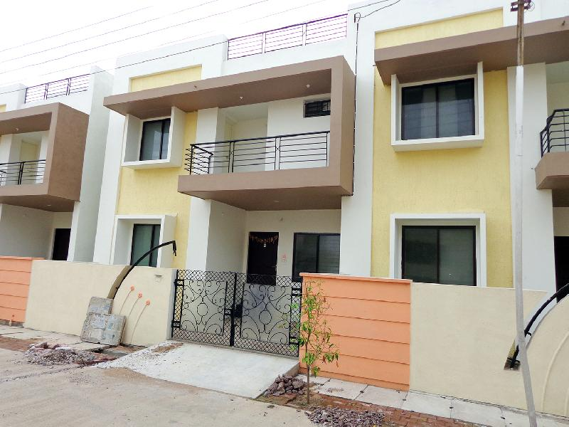 3 BHK Individual House for Sale in Durg - 1805 Sq. Feet