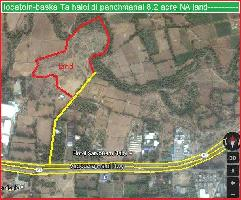 8.2 Acre Commercial Land for Sale in Halol, Panchmahal