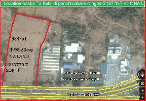 8.2 Bigha Commercial Land for Sale in Halol, Panchmahal