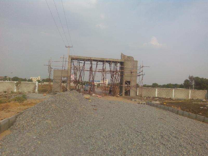 Residential Plot for Sale in Banjara Hills, Hyderabad West - 200 Sq. Yards