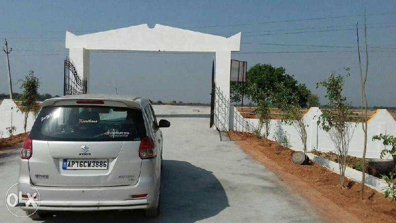Residential Plot for Sale in Chevitikallu, Vijayawada - 150 Sq. Yards
