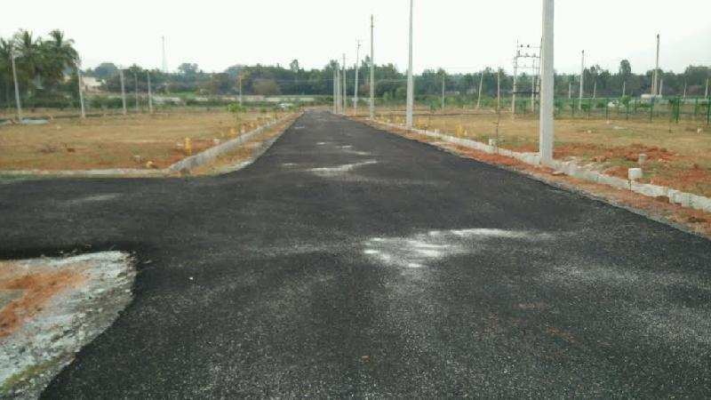 Residential Plot for Sale in Chikkajala, Bangalore North - 1200 Sq. Feet