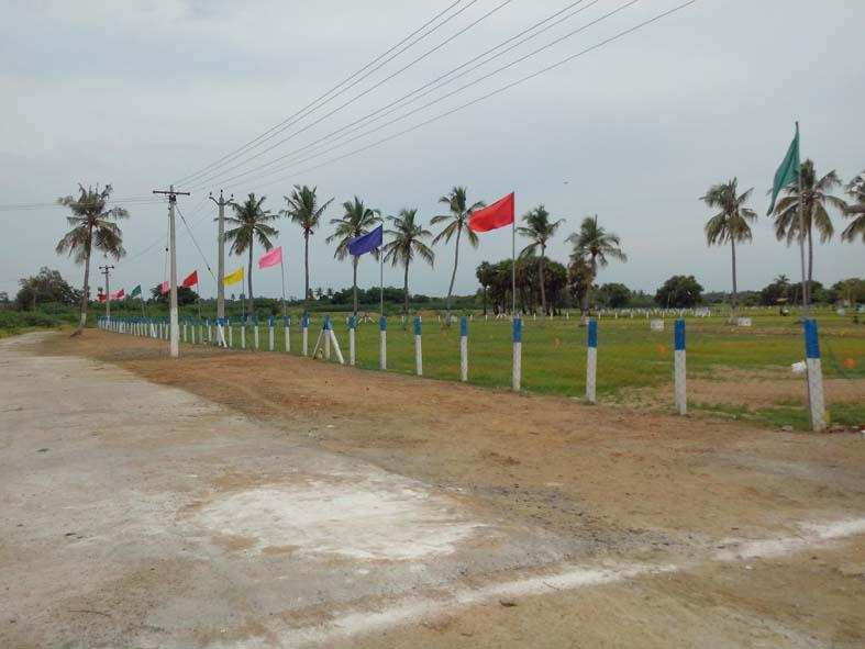 Residential Plot for Sale in Madhurandagam, Chennai South - 1200 Sq. Feet