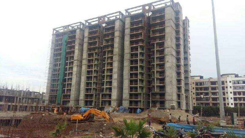 3 BHK Flats & Apartments for Sale in Zirakpur, Chandigarh - 1560 Sq.ft.