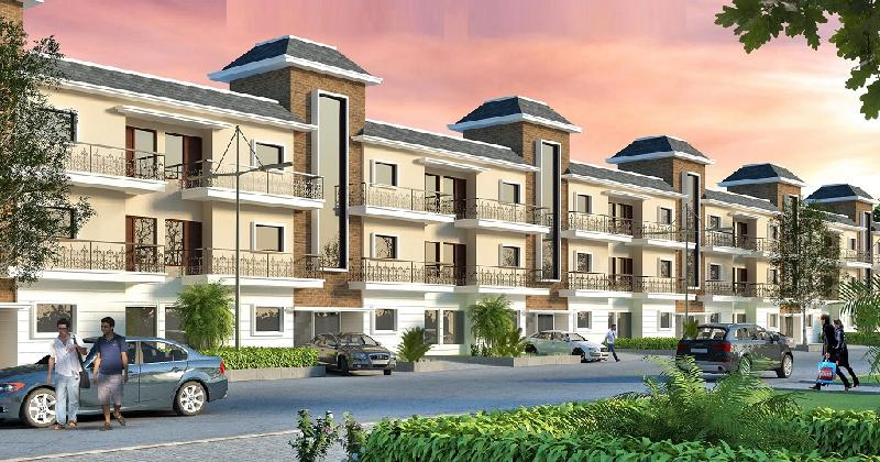 2 BHK Builder Floor for Sale in Dera Bassi, Mohali - 1080 Sq. Feet