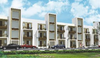 2 BHK 657 Sq.ft. Builder Floor for Sale in Haibatpur Road, Dera Bassi