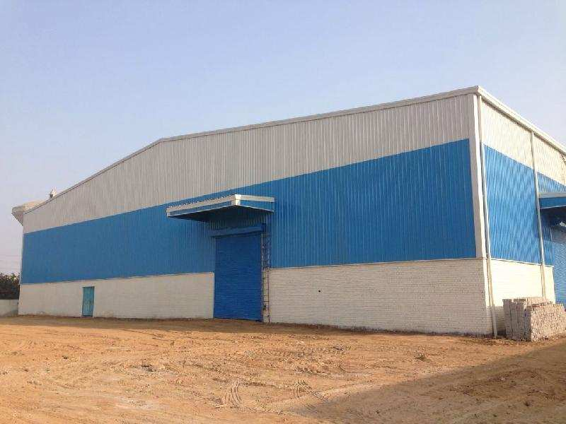 Commercial Land for Rent in Ecotech, Greater Noida - 6000 Sq. Meter