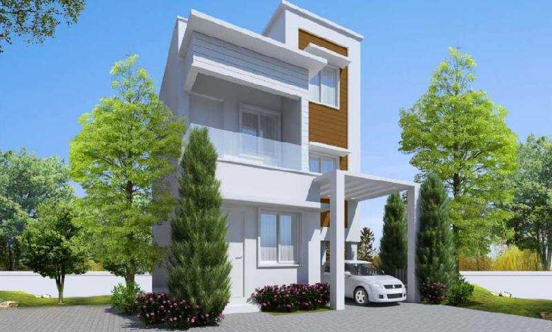 3 BHK Bungalows / Villas for Sale in Chengalpattu, Chennai, Around Chennai - 937 Sq. Meter