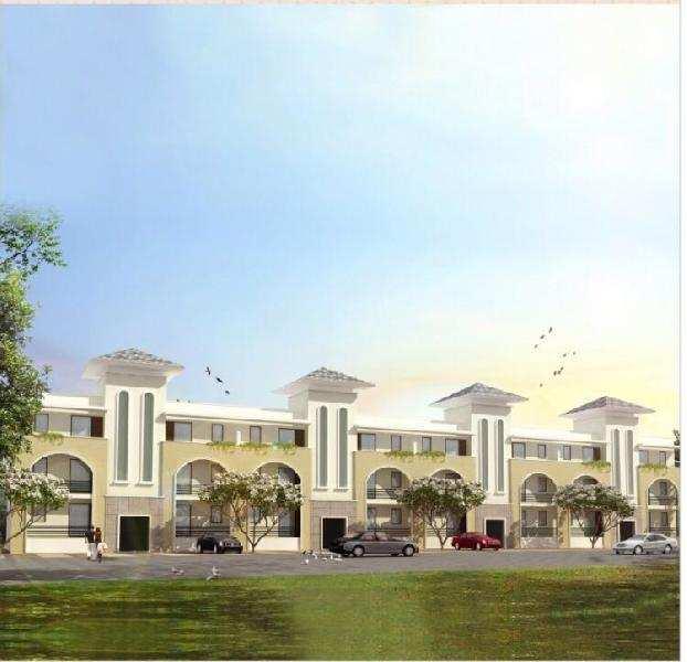 1 BHK Builder Floor for Sale in Kharar Road, Mohali - 600 Sq. Feet