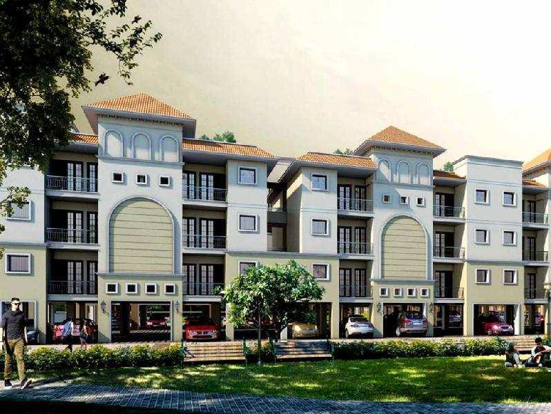 3 BHK Builder Floor for Sale in Greater Mohali, Mohali - 1250 Sq. Feet