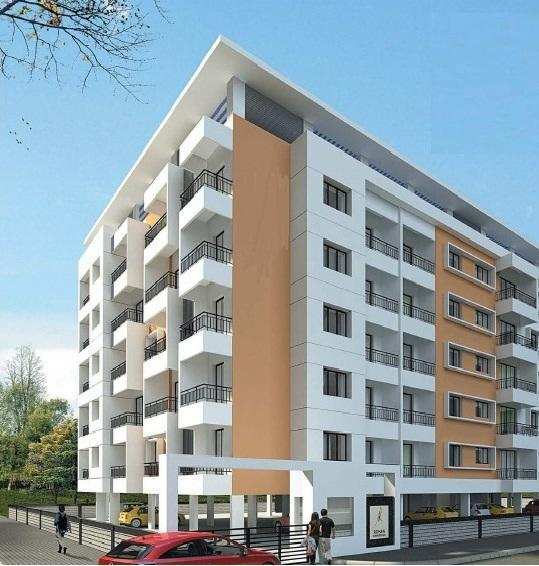 2 BHK Flats & Apartments for Sale in Mangalore - 1100 Sq. Feet