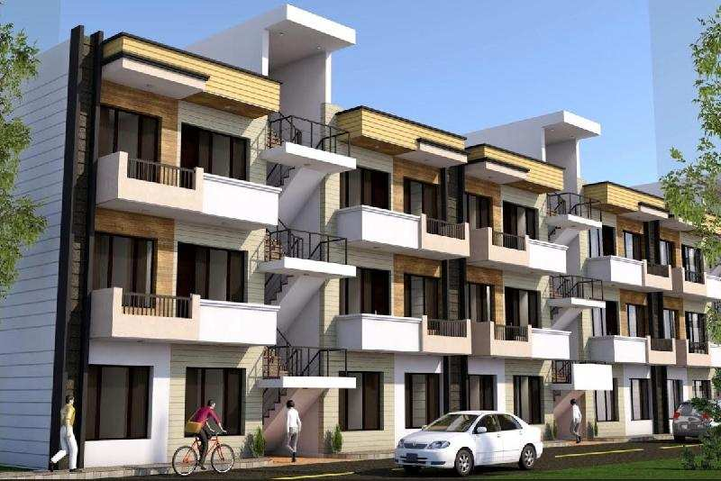3 BHK Builder Floor for Sale in Sector 115, Mohali - 1125 Sq. Feet