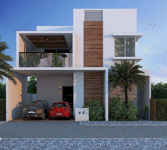 3 BHK Bungalows / Villas for Sale in Whitefield, Bangalore East - 1500 Sq. Feet