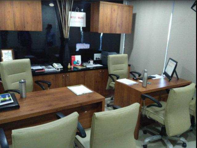 1349 Sq. Feet Office Space for Rent in S G Highway, Ahmedabad West - 1349 Sq. Feet