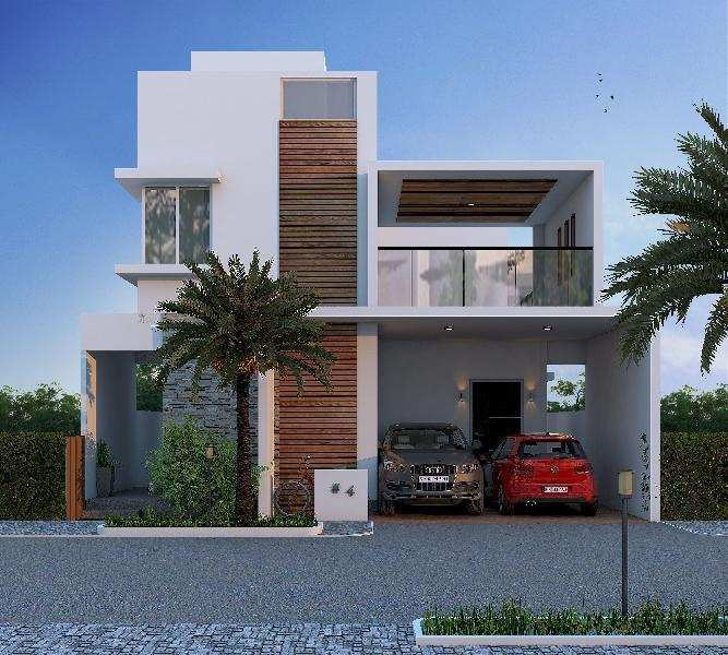 2 BHK Bungalows / Villas for Sale in Bangalore - 1200 Sq. Feet
