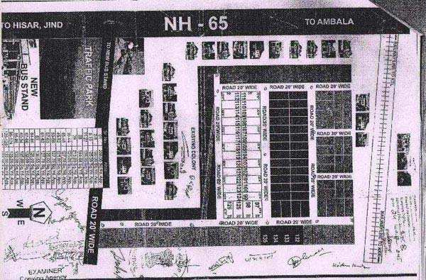 Commercial Land for Sale in Kaithal - 20000 Sq. Yards