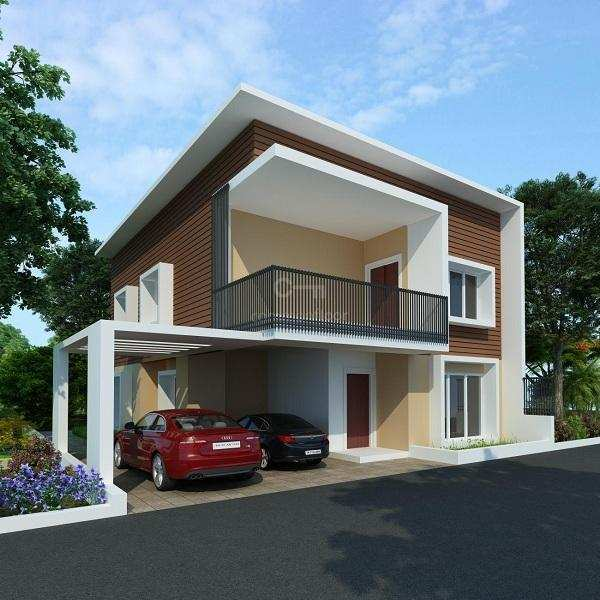 3 BHK Bungalows / Villas for Sale in Whitefield, Bangalore East - 1200 Sq. Feet