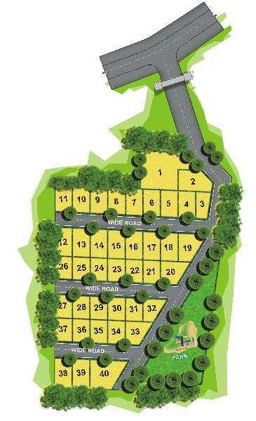 Residential Plot for Sale in Sarjapur Road, Bangalore - 1200 Sq. Feet