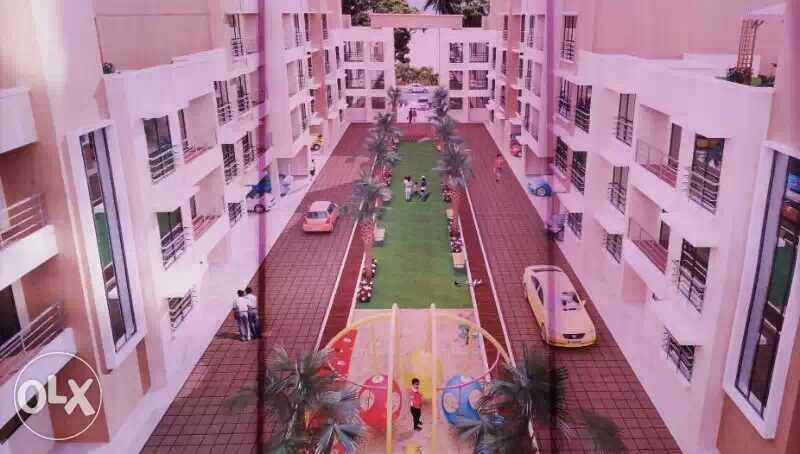 1 BHK Flats & Apartments for Sale in Thane - 475 Sq. Feet