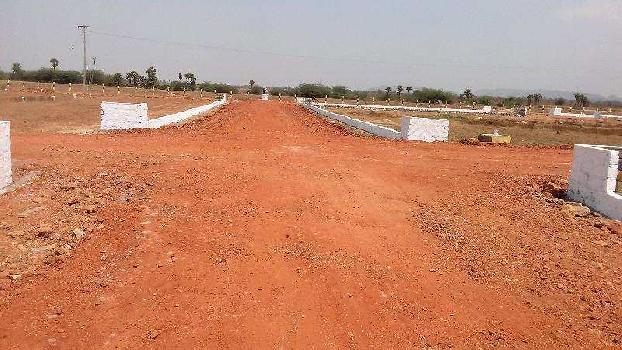 100 Sq. Yards Residential Plot for Sale in Mylavaram, Vijayawada