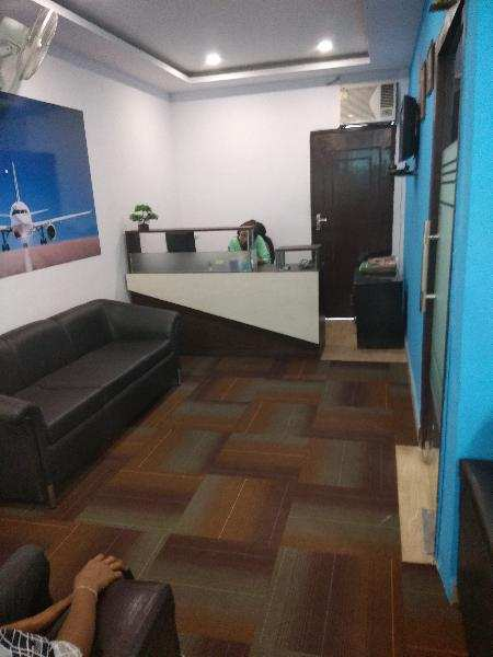 Office Space for Rent in Raja Garden, Delhi - 100 Sq. Feet
