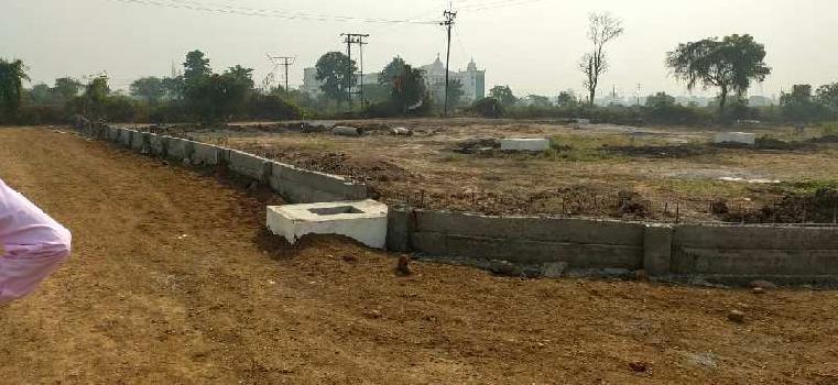1517 Sq.ft. Residential Plot for Sale in Jamtha, Nagpur